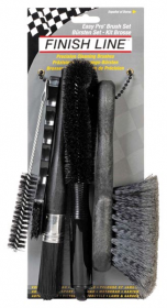Zobrazit detail - Sada istcch kart Finish Line Easy Pro Brush Set
