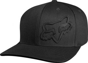 Čepice Fox Racing Flex 45 Flexfit Hat Black