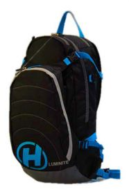 Batoh HAVEN Luminite - Black_Blue