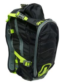 Batoh HAVEN Luminite - Black_Green