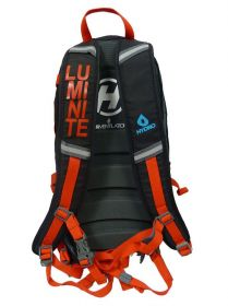 Batoh HAVEN Luminite - Black_Red