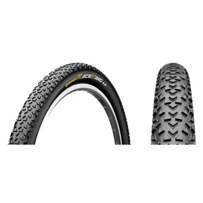 Plášť Continental Race King, kevlar 29x2,0