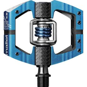 Pedály CRANKBROTHERS Mallet  - Electric Blue