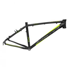 "Rám Force VIRTUS MTB 26"" V-brake,černo-fluo. M/17,5"""