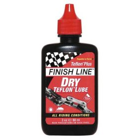 Finish Line Teflon Plus 60ml kapátko - červený
