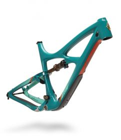 Ibis Mojo 3 kit NX Eagle - modra