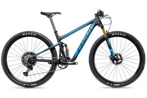 Pivot Mach 4 SL Carbon 29 - Team Blue