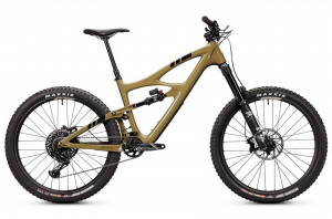 Ibis Mojo HD5 -  kit GX Eagle, hnědá