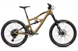 Ibis Mojo HD5 - kit NX Eagle, hnědá