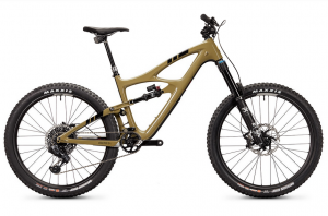 Ibis Mojo HD5 - kit X01 AXS Eagle, hnědá