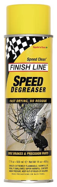 Čistič na kotouče Finish Line Speed Clean 500 ml