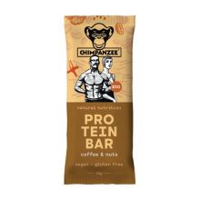 Tyčinka CHIMPANZEE BIO PROTEIN BAR - Coffee Nuts 40g